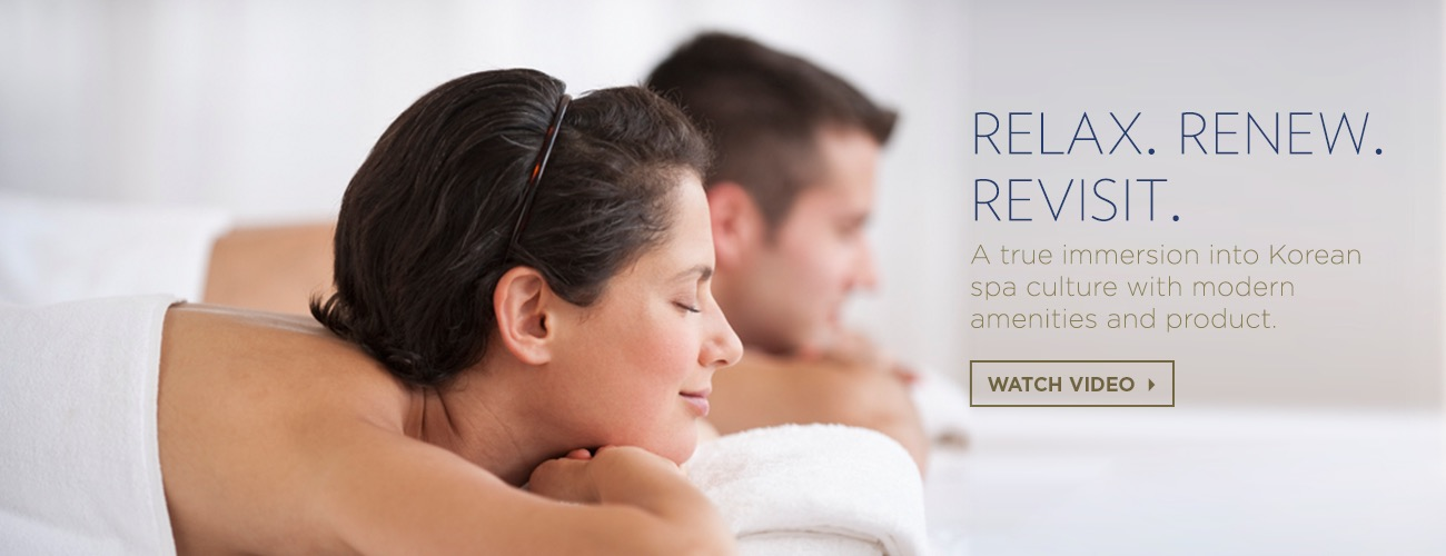 Contains video on Immersion spa amenities